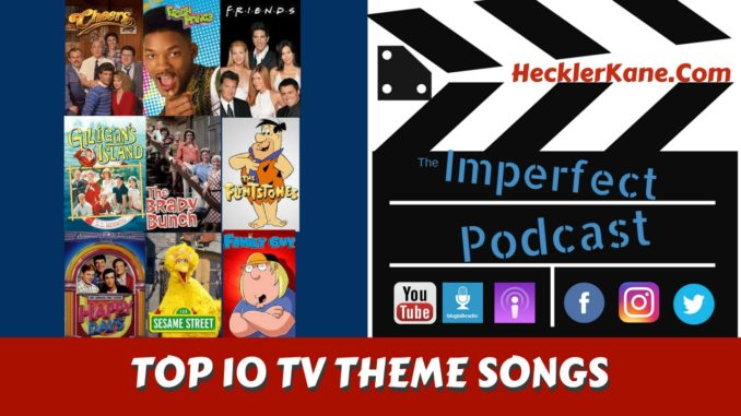 Top 10 Classic TV Show Theme Songs