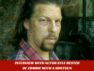 Actor Kyle Hester