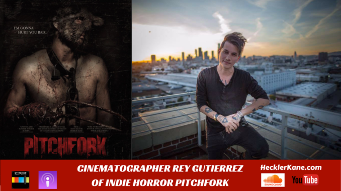 Rey Gutierrez Pitchfork Cinematographer