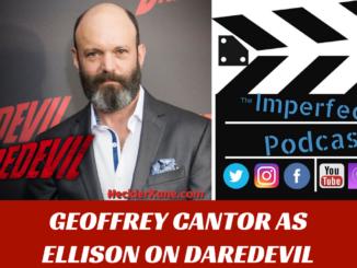 Geoffrey Cantor Daredevil's Ellison