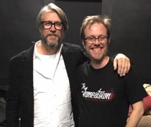 Alan Ruck & Sean Whalen