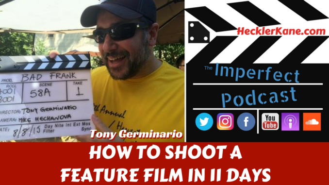 How to Shoot a Feature Film in 11 Days