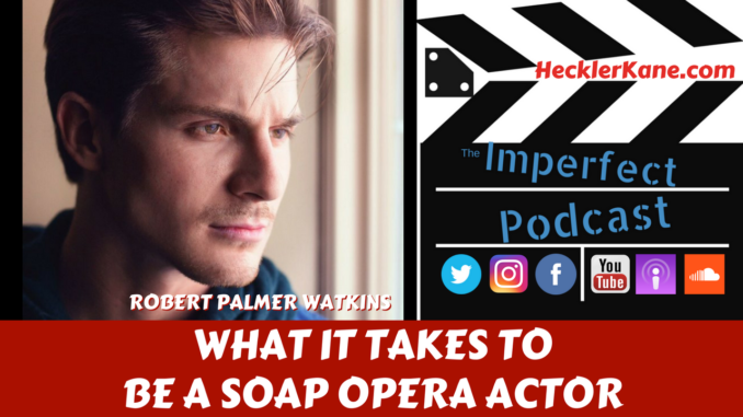 General Hospital's Robert Watkins Interview