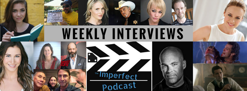 Imperfect Podcast Weekly Interviews