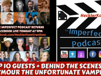 Imperfect Podcast Moves to Blog Talk Radio