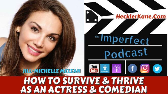 Jill-Michelle Melean Actress Comedian
