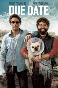 Watch Due Date Starring Robery Downey Jr