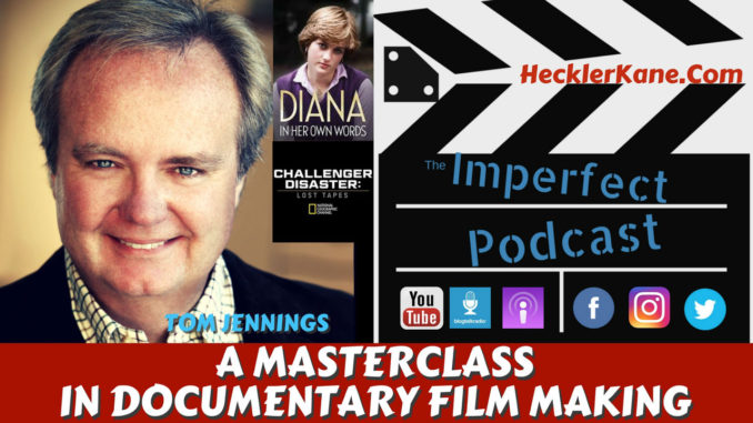 A Masterclass in Documentary Film Making with Tom Jennings
