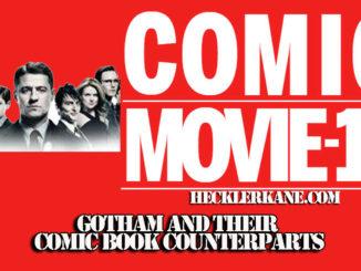 Gotham TV Show Characters