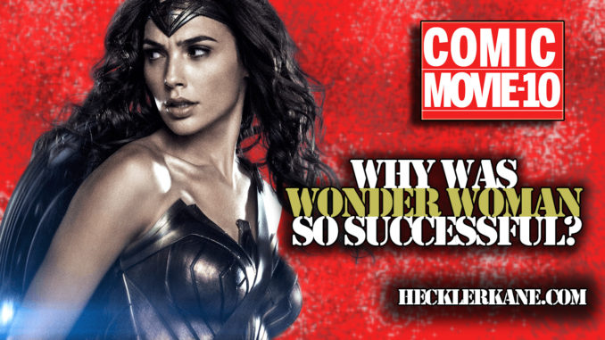 Why Was Wonder Woman A Hit