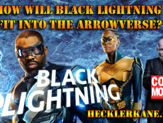 How Will Black Lightning Fit Into the Arrowverse?