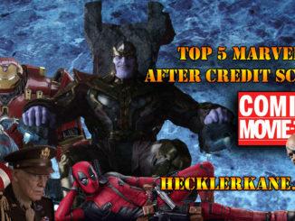 marvel end credit scenes