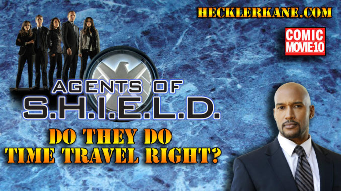 Do the Agents of Shield Time Travel Correctly?