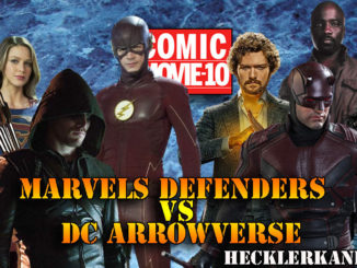 Defenders vs Arrowverse Croosover Episodes
