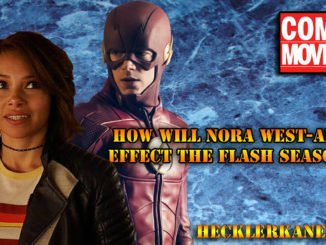 Nora Allen Flash Season 5