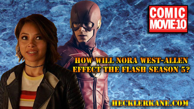 Nora Allen Flash Season 5