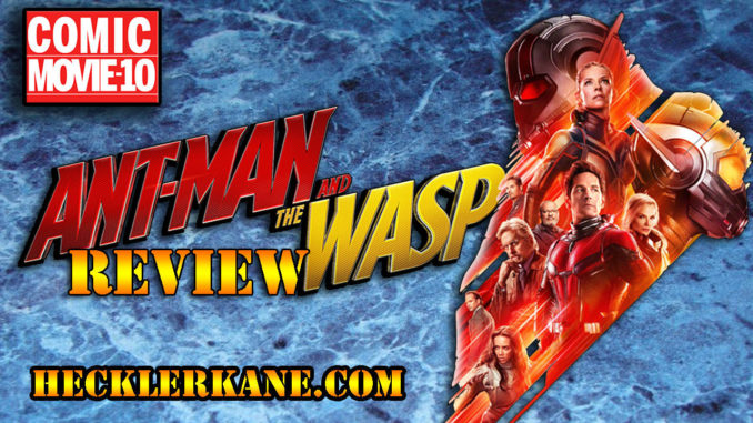Antman & The Wasp review