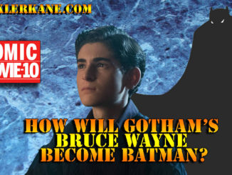 Bruce Wayne to Btatman