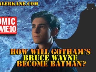 Bruce Wayne to Btatman