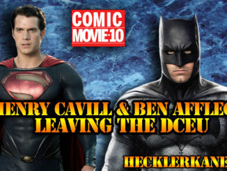 Henry Cavill Out As Superman