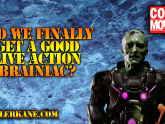 live action brainiac