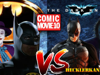 Batman vs The Dark Knight