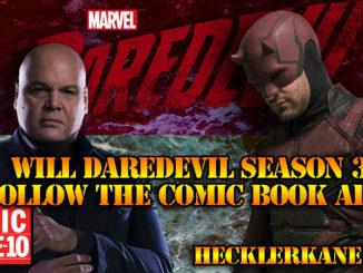 Will Daredevil Season 3 Follow the Comic Book Arc?