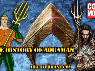 the history of aquaman